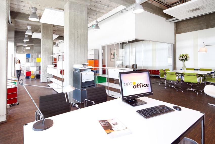 Arbeitsplatz pro office