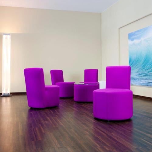 Einzelsessel im Lounge Bereich
