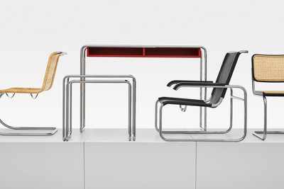 Thonet Wanderausstellung Bauhaus 100 pro office