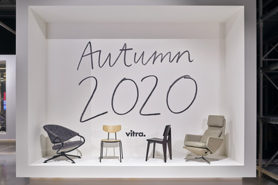 Vitra Autumn Kollektion 2020 pro office