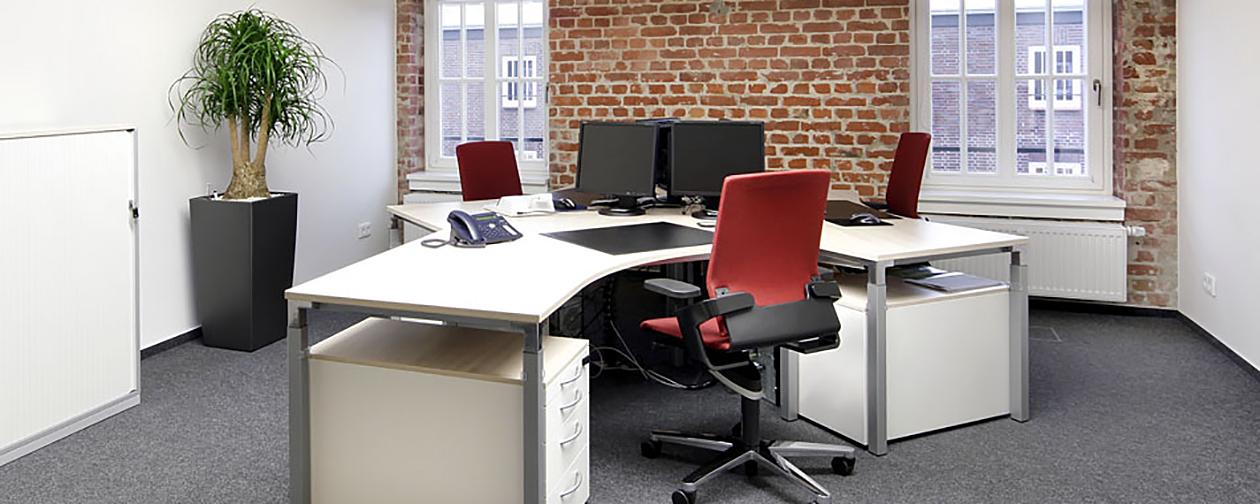 pro office Arbeitswelten - Büro klassisch