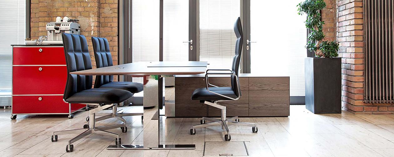 Arbeitswelten entdecken bei pro office