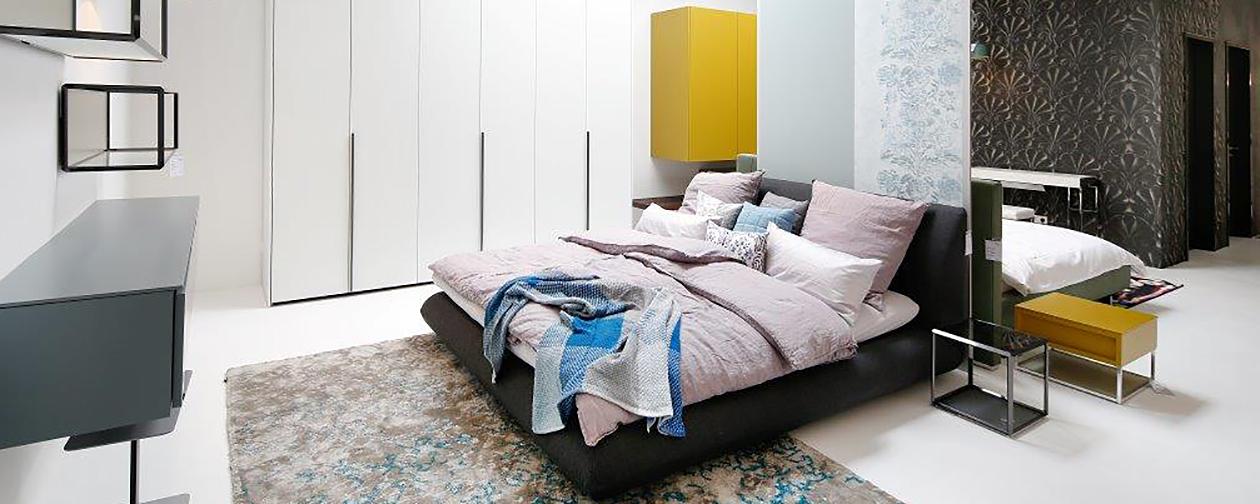 schlafen hochwertige betten f r ihr schlafzimmer. Black Bedroom Furniture Sets. Home Design Ideas