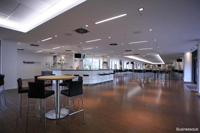 Konzept für die neue Schüco Arena | pro office