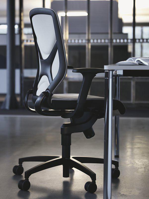 3d sitzen in bestform pro office. Black Bedroom Furniture Sets. Home Design Ideas