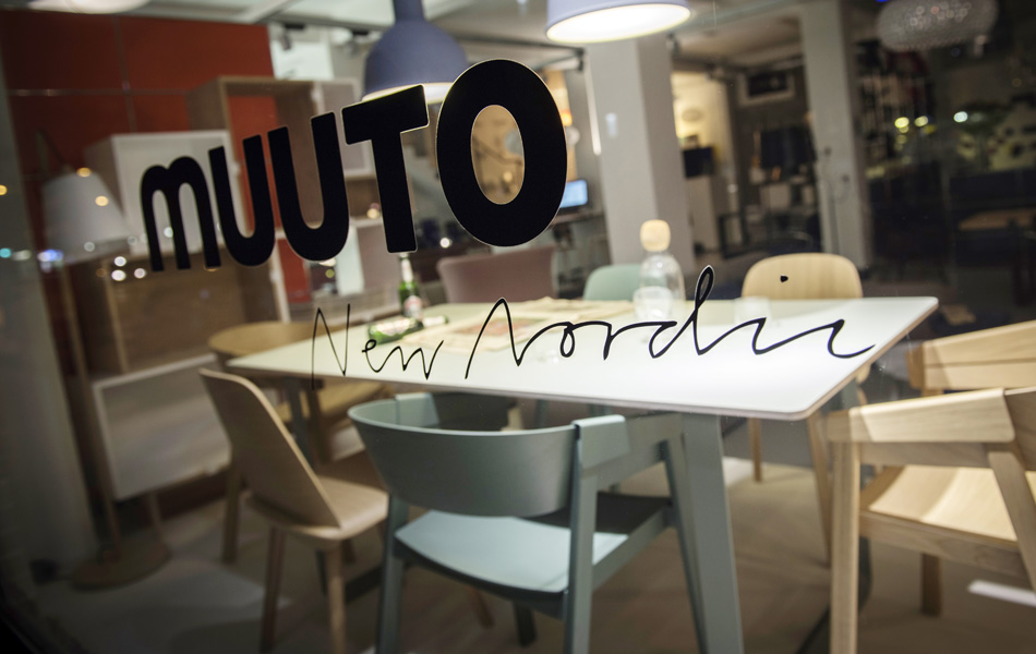 pro office Showroom Bremen Muuto 2