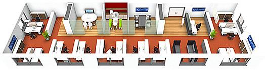Kostenlose Innenarchitekten - Einrichtungsplanung