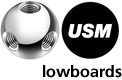 USM Haller Lowboards
