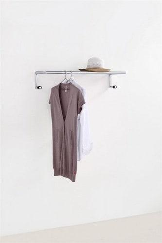 Garderoben und Ablagen