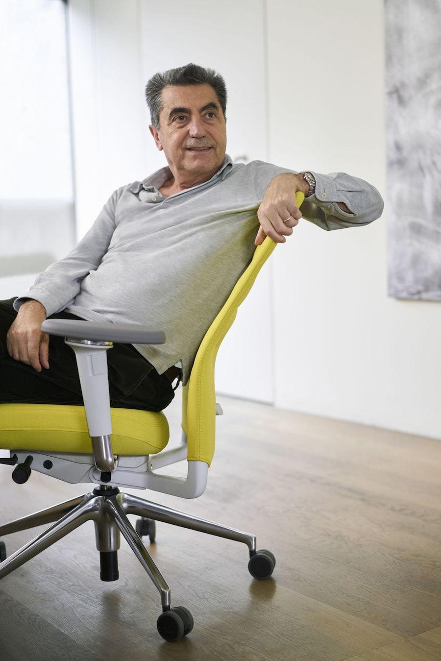 Designer Antonio Citterio