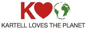 Kartell loves the planet