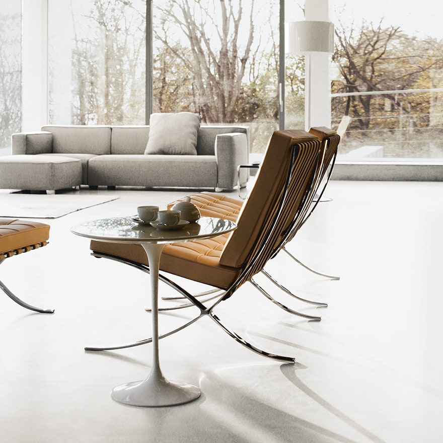 Barcelona Chair Ambiente