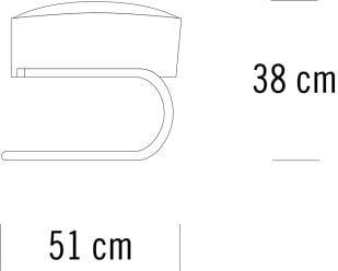 Hocker Maße S411