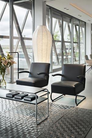 Thonet Lounge Sessel
