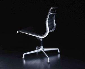 Charles und Ray Eames Aluminium Chair