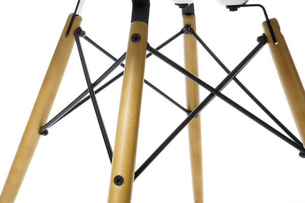 DSW Eames Chair Legs