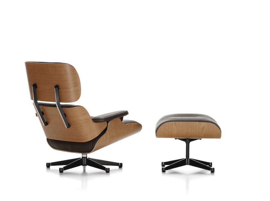 Eames Ottoman für Lounge Chair