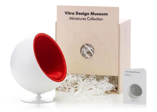 Vitra Ball Chair Miniatur