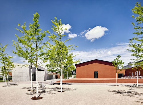 Vitra Campus showroom