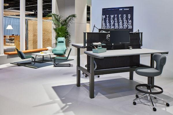 Vitra Möbel für das Büro