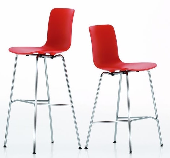 Vitra HAL Stool High in rot