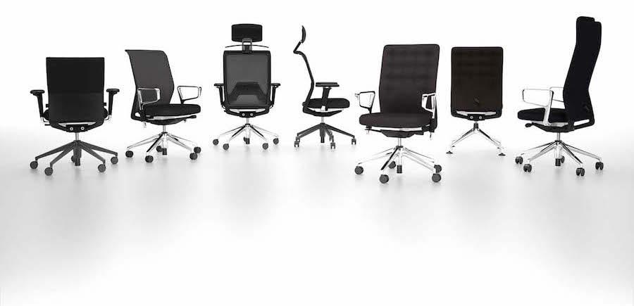 ID Chairs von Vitra