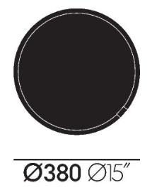 Vitra Sitzkissen Seat Dots Maße