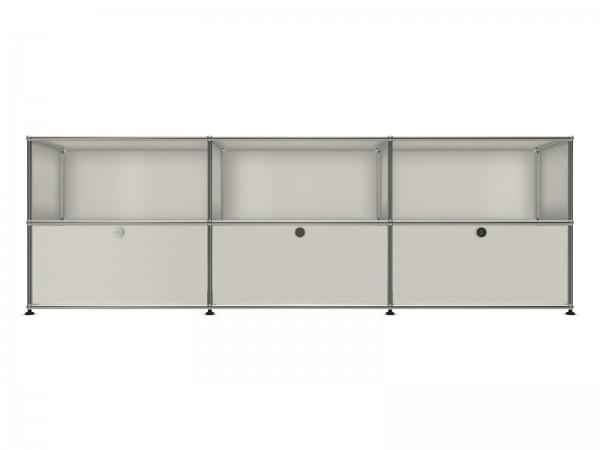USM Haller Sideboard 3x2 - Klappen, Auszüge, Schubladen frei wählbar