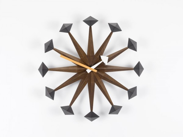 Vitra Polygon Clock, George Nelson, 1961
