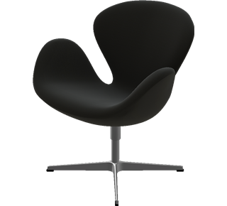 swan chair von fritz hansen arne jacobsen pro office. Black Bedroom Furniture Sets. Home Design Ideas