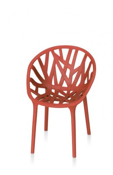 Vitra Miniatur Stuhl Vegetal