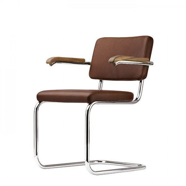 Thonet Freischwinger S 64 PV Pure Materials