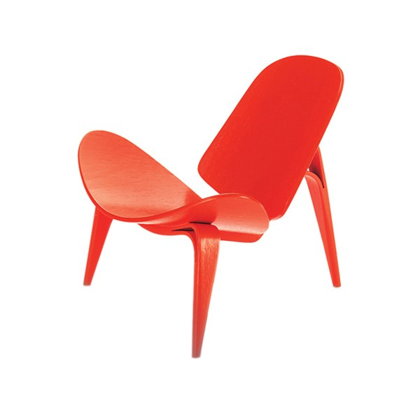 Vitra Miniatur Stuhl 3-benet Skalstol