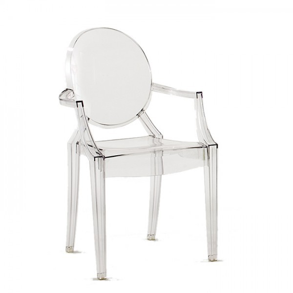 Lou Lou Ghost Kinderstuhl von Philippe Starck