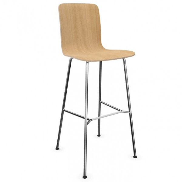 Vitra HAL Ply Stool High