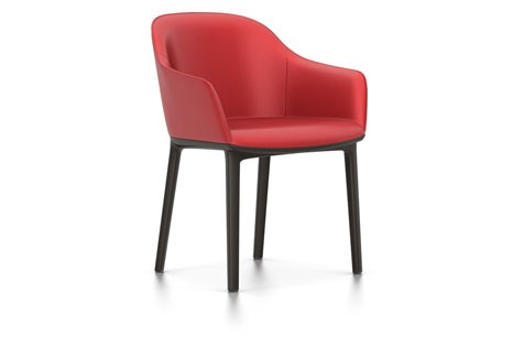 Vitra Softshell Chair Leder