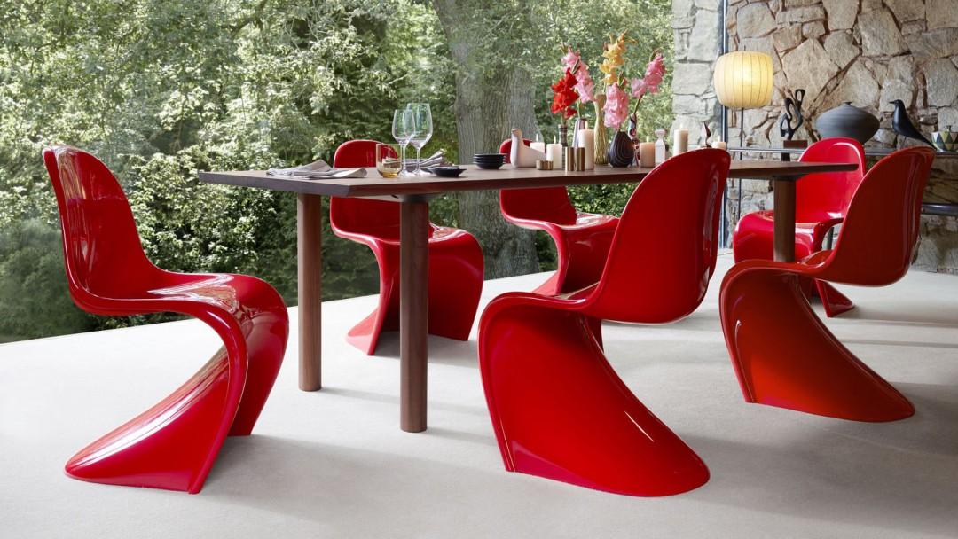 Vitra Panton Chairs