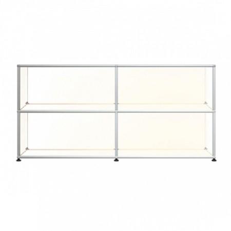 USM Haller Sideboard, offen 2x2 Fächer
