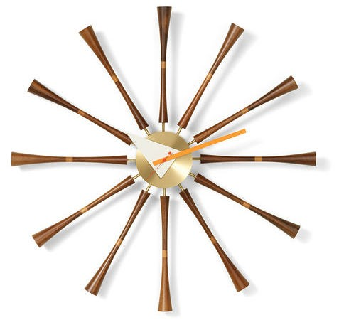Vitra Spindle Clock