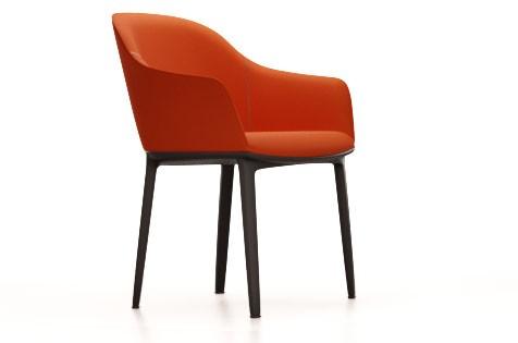 Vitra Softshell Chair Stoff