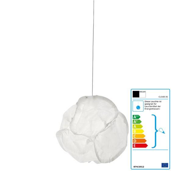 Cloud Pendelleuchte Flureszenzlampe