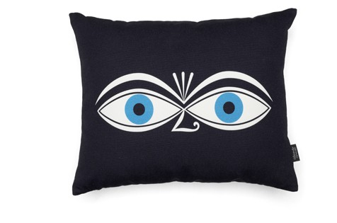 Vitra Graphic Print Pillows