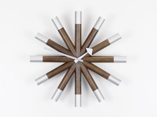 Vitra Wheel Clock, George Nelson, 1961