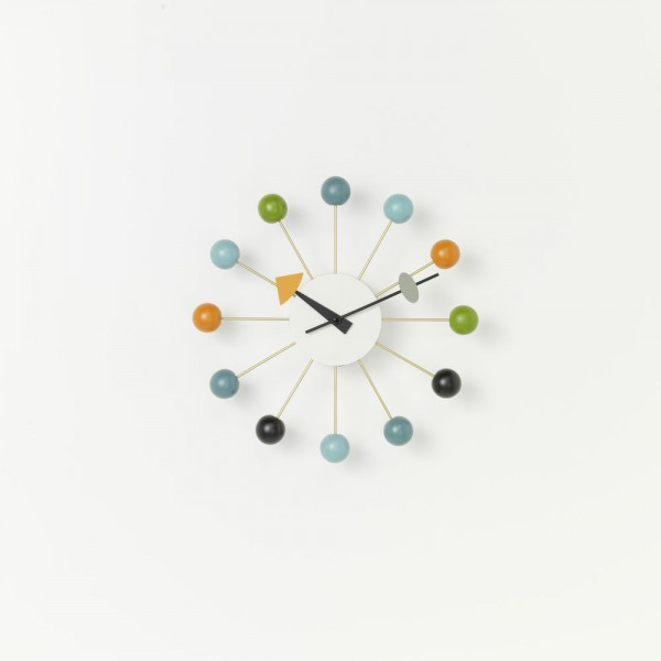 Vitra Ball Clock, George Nelson, 1948/60