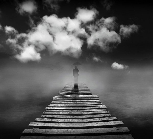 "Fine Art Print ""CloudWalk"""