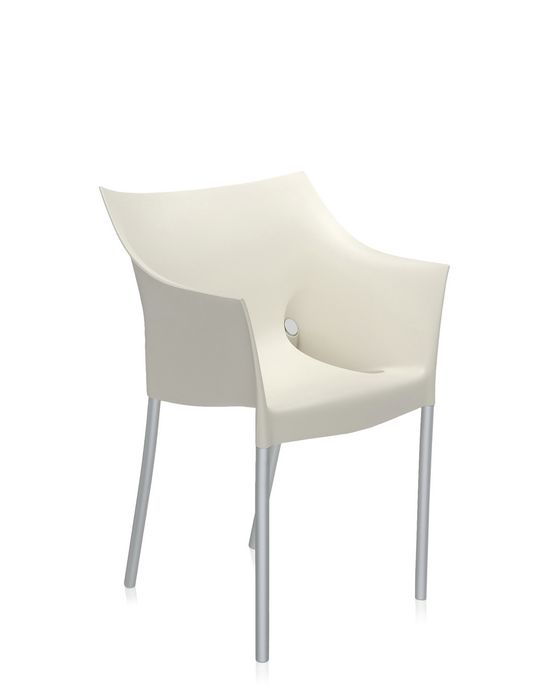 dr no stuhl von kartell design phillipe starck prooffice. Black Bedroom Furniture Sets. Home Design Ideas