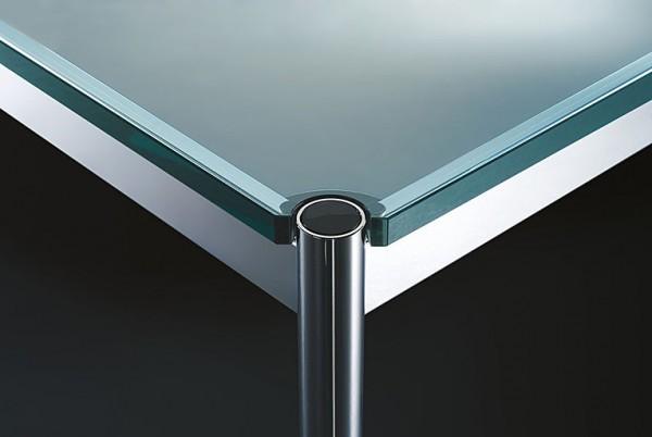 Usm Haller Glastisch Verschiedene Größen Glas Transparent