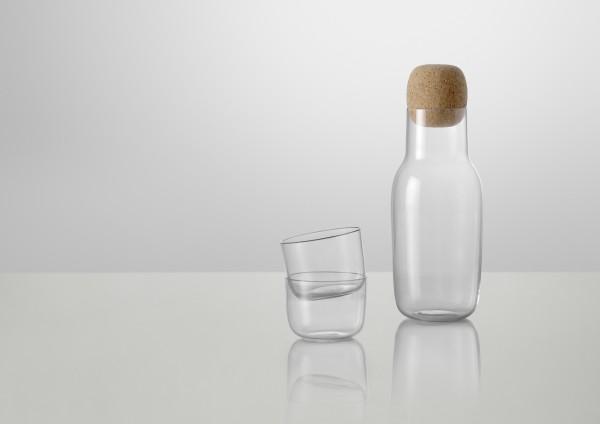 Muuto Corky Karaffe & Trinkgläser