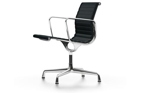 vitra ea 108 ea 107 leder online kaufen pro office. Black Bedroom Furniture Sets. Home Design Ideas