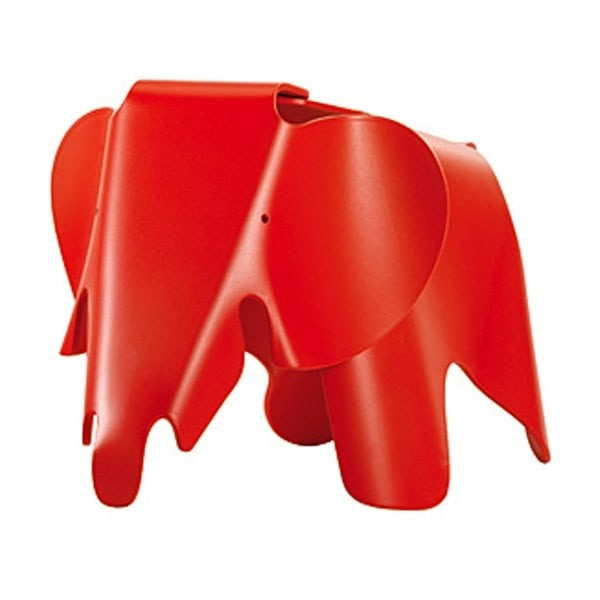 Vitra Eames Elephant classic red